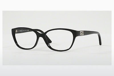 brille Versace VE3189B GB1 - Sort