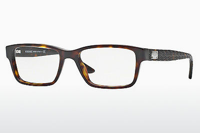brille Versace VE3198 108 - Brun, Havanna