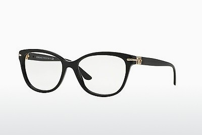 brille Versace VE3205B GB1 - Sort