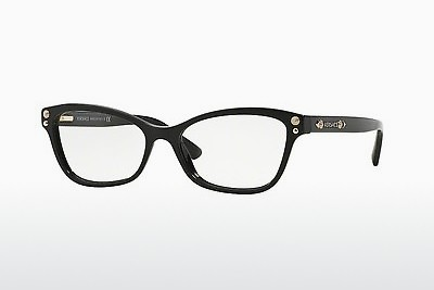 brille Versace VE3208 GB1 - Sort