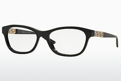 brille Versace VE3212B GB1 - Sort
