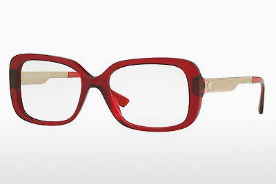 brille Versace VE3241 388 - Transparent, Rød