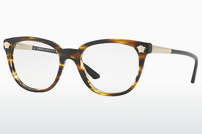 brille Versace VE3242 5202 - Brun, Havanna