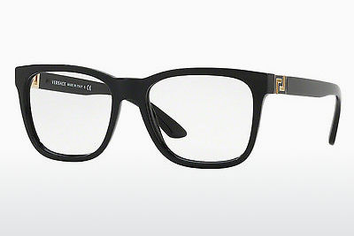 brille Versace VE3243 GB1 - Sort