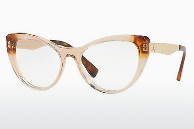 brille Versace VE3244 5241 - Transparent, Brun, Havanna