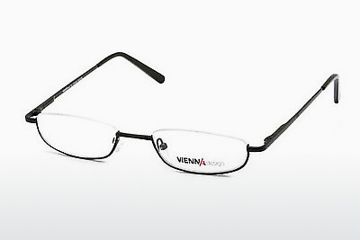 brille Vienna Design UN214 01 - Sort