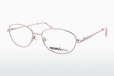 brille Vienna Design UN488 02 - Rosa, Rose