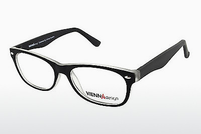 brille Vienna Design UN500 11 - Sort