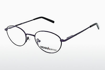brille Vienna Design UN504 02 - Purpur