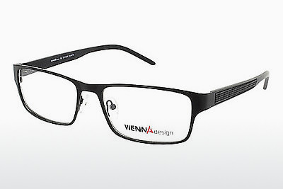 brille Vienna Design UN513 01 - Semi, Sort