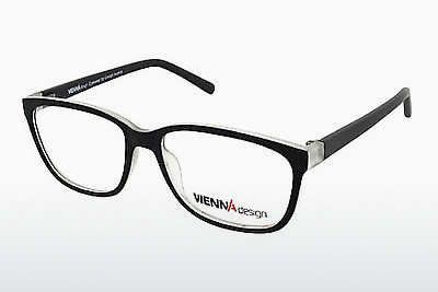 brille Vienna Design UN528 11 - Sort