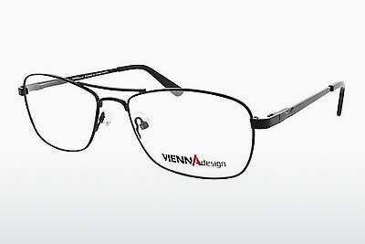 brille Vienna Design UN537 03 - Sort