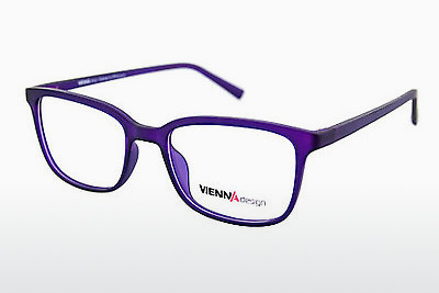 brille Vienna Design UN575 04 - Purpur