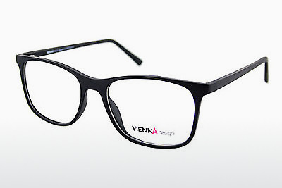 brille Vienna Design UN577 06 - Sort