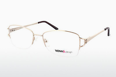 brille Vienna Design UN580 01 - Gull
