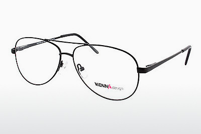 brille Vienna Design UN582 01 - Sort