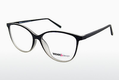 brille Vienna Design UN593 04 - Sort