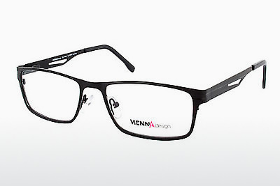 brille Vienna Design UN598 02 - Sort