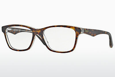 brille Vogue VO2787 1916 - Transparent, Brun, Havanna