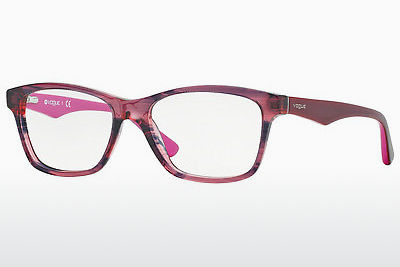brille Vogue VO2787 2061 - Sort, Brun, Havanna