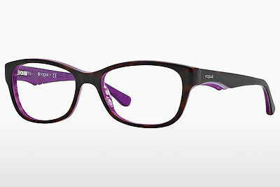 brille Vogue VO2814 2019 - Brun, Havanna, Purpur