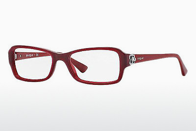 brille Vogue VO2836B 2139 - Rød