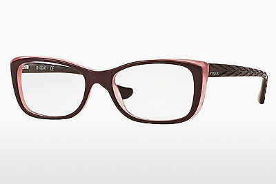 brille Vogue VO2864 2262 - Rød, Bordeaux