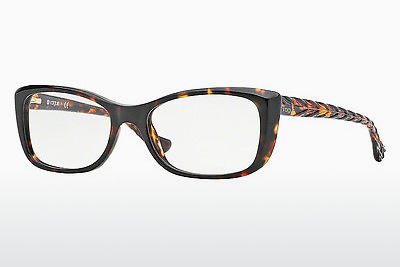brille Vogue VO2864 W656 - Brun, Havanna