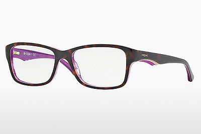 brille Vogue VO2883 2019 - Brun, Havanna, Purpur