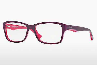 brille Vogue VO2883 2227 - Purpur, Rosa