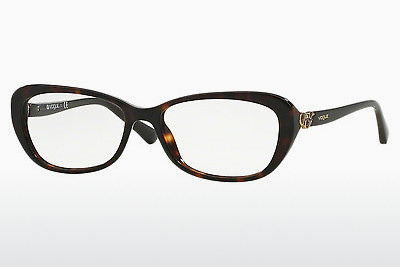 brille Vogue VO2909 W656 - Brun, Havanna
