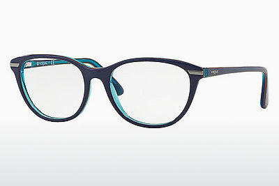 brille Vogue VO2937 2278 - Sort, Blå