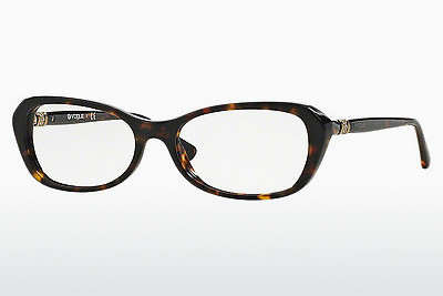 brille Vogue VO2960B W656 - Brun, Havanna