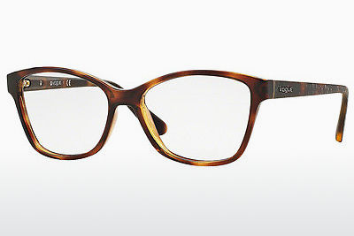 brille Vogue VO2998 W656 - Brun, Havanna