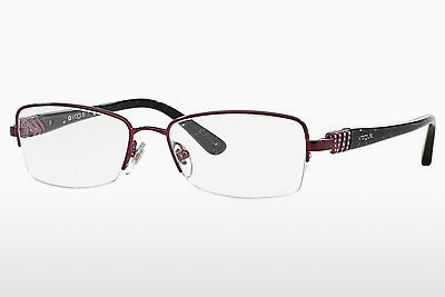 brille Vogue VO3813B 812 - Rød