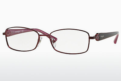 brille Vogue VO3845B 717S - Rød