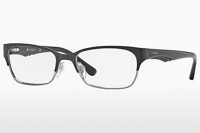 brille Vogue VO3918 352S - Sort, Grå