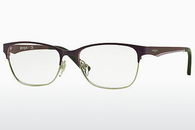 brille Vogue VO3940 965S - Purpur, Sølv