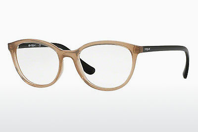 brille Vogue VO5037 2490 - Transparent, Brun