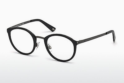 brille Web Eyewear WE5193 013 - Grå, Dark, Matt