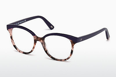 brille Web Eyewear WE5196 056 - Havanna