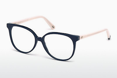 brille Web Eyewear WE5199 090 - Blå, Shiny