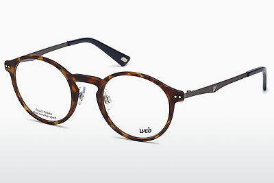brille Web Eyewear WE5207 052 - Brun, Dark, Havana