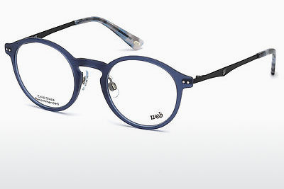 brille Web Eyewear WE5207 085 - Blå, Azure, Matt