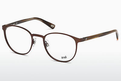 brille Web Eyewear WE5209 049 - Brun, Dark, Matt