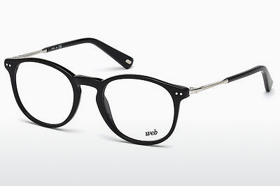 brille Web Eyewear WE5221 001 - Sort, Shiny