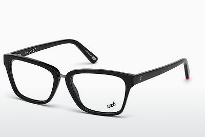brille Web Eyewear WE5229 001 - Sort, Shiny