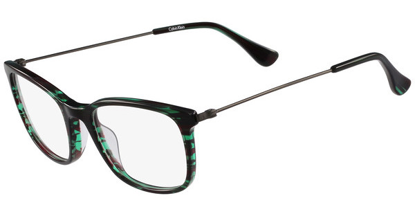 Calvin Klein CK5929 315 STRIPED GREEN
