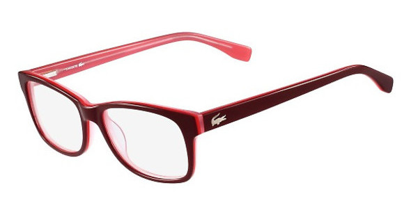 Lacoste L2724 603 RED/CORAL/ROSE