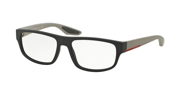 Prada Sport PS 03GV TFZ1O1 GREY RUBBER